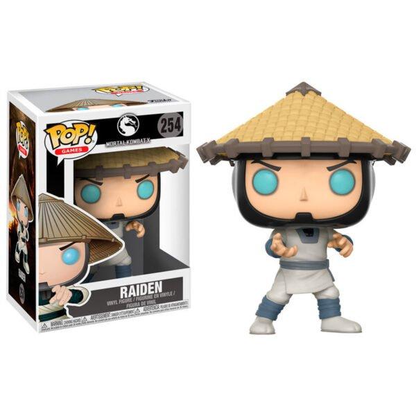Funko POP! Mortal Kombat Raiden