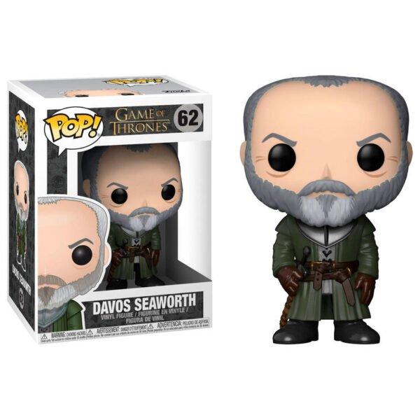 Funko POP! Game of Thrones Ser Davos Seaworth