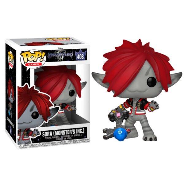 Funko POP! Disney Kingdom Hearts 3 Sora Monsters Inc.