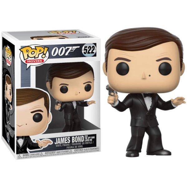 Funko POP! James Bond 007 Roger Moore