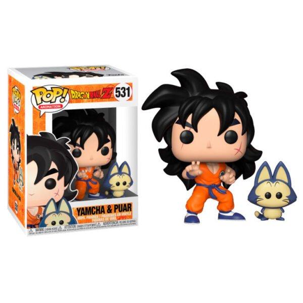 Funko POP! Dragon Ball Z Yamcha & Puar