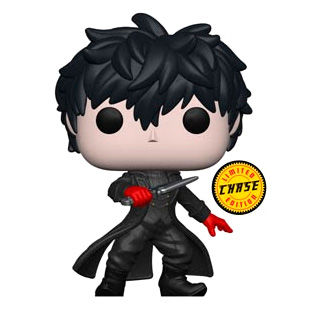 Funko POP! Persona 5 The Joker Chase