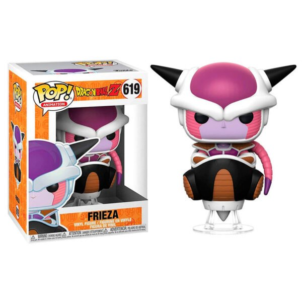 Funko POP! Dragon Ball Z Frieza