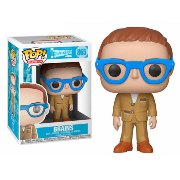 Funko POP! Thunderbirds Brains