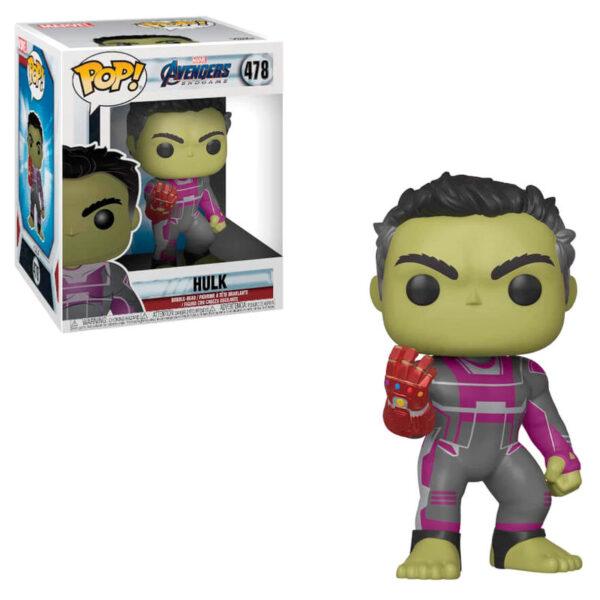 Funko POP! Marvel Avengers Endgame Hulk 15cm