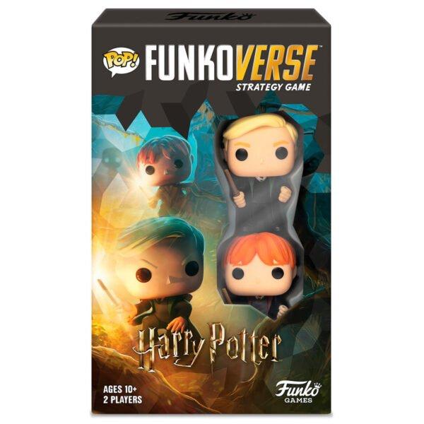 Juego mesa POP Funkoverse Harry Potter · 2 figuras · Español