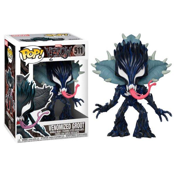 Funko POP! Marvel Venom Venomized Groot