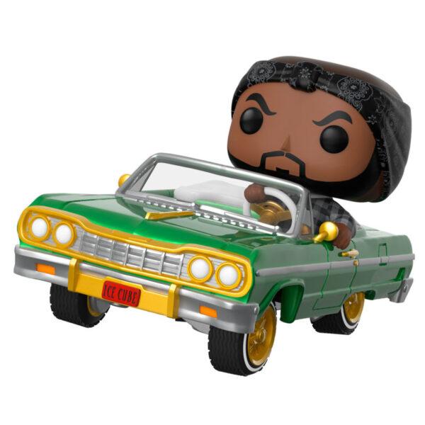 Funko POP! Ice Cube in Impala