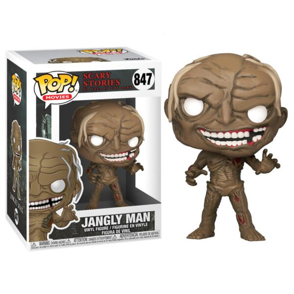 Funko POP! Scary Stories Jangly Man