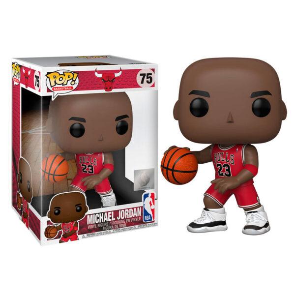 Funko POP! NBA Bulls Michael Jordan Red Jersey 25cm