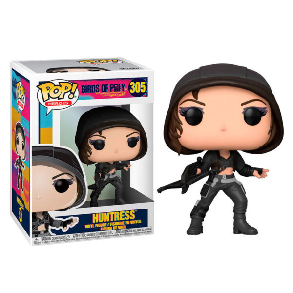 Funko POP! DC Birds of Prey Huntress