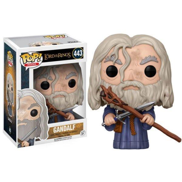 Funko POP! El Señor de los Anillos Gandalf