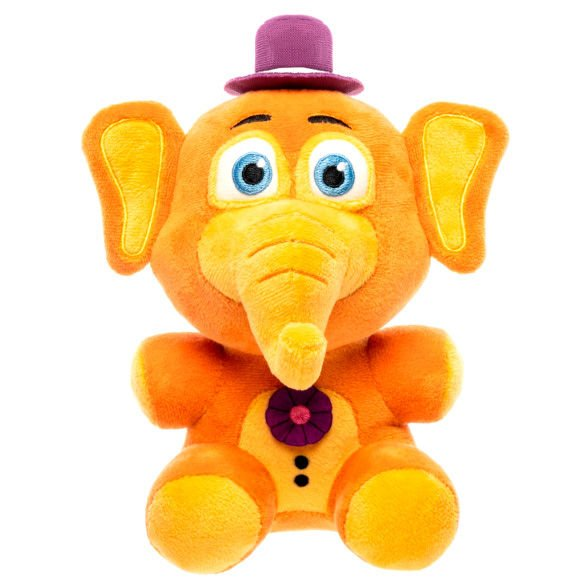 Peluche Five Night at Freddys Pizza Sim Orville Elephant 15cm