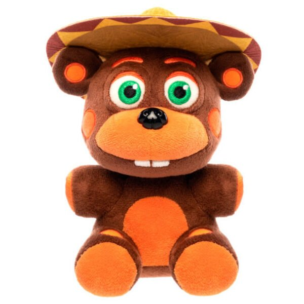 Peluche Five Night at Freddys Pizza Sim El Chip 15cm