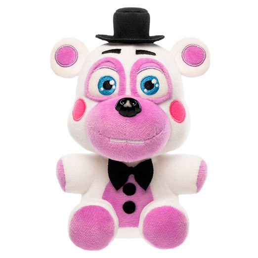 Peluche Five Night at Freddys Pizza Sim Helpy 15cm