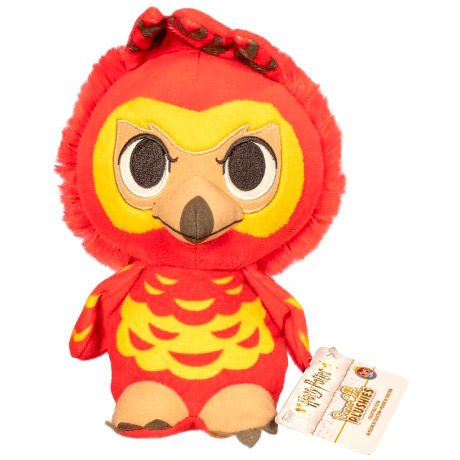 Peluche Harry Potter Fawkes 15cm