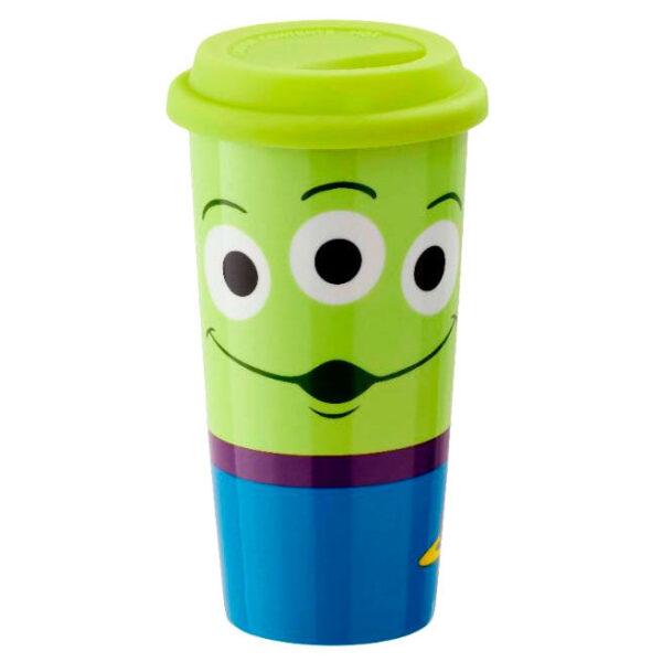 Taza viaje Alien Toy Story 4 Disney Pixar