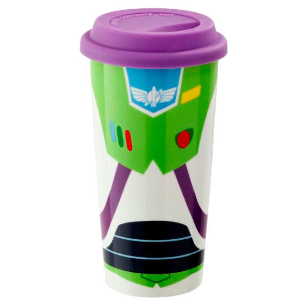 Taza viaje Buzz Lightyear Toy Story 4 Disney Pixar