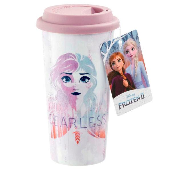 Taza viaje Frozen 2 Disney
