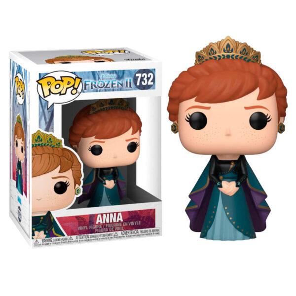 Funko POP! Disney Frozen 2 Anna Epilogue