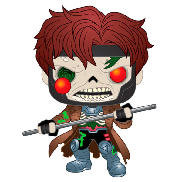 Funko POP! Marvel Zombies Gambit