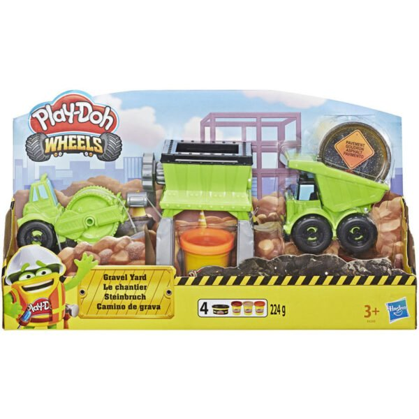 Camion de Grava Wheels Play-Doh