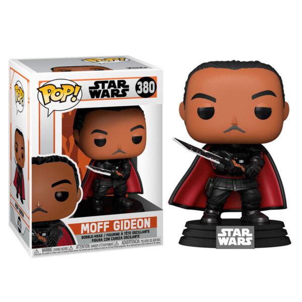 Funko POP Moff Gideon – Star Wars Mandalorian