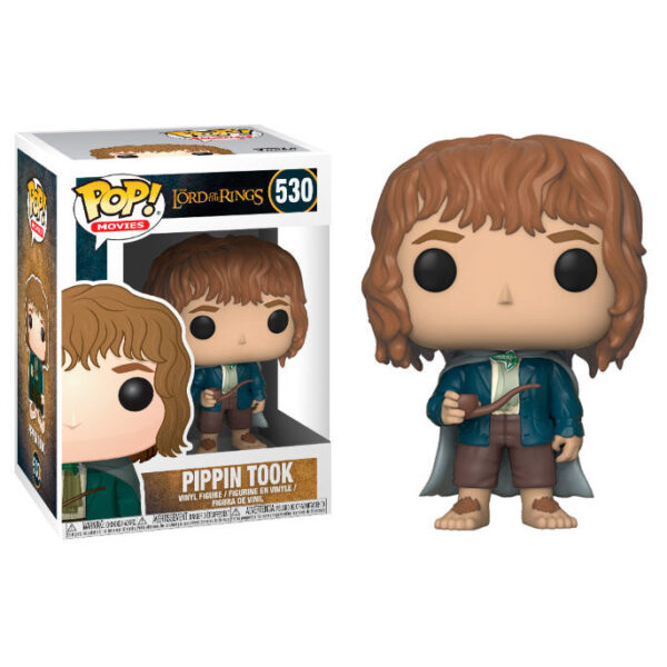Funko POP! Lord of the Rings Pippin Took