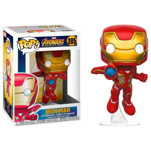 Funko POP! Marvel Avengers Infinity War Iron Man with Wings
