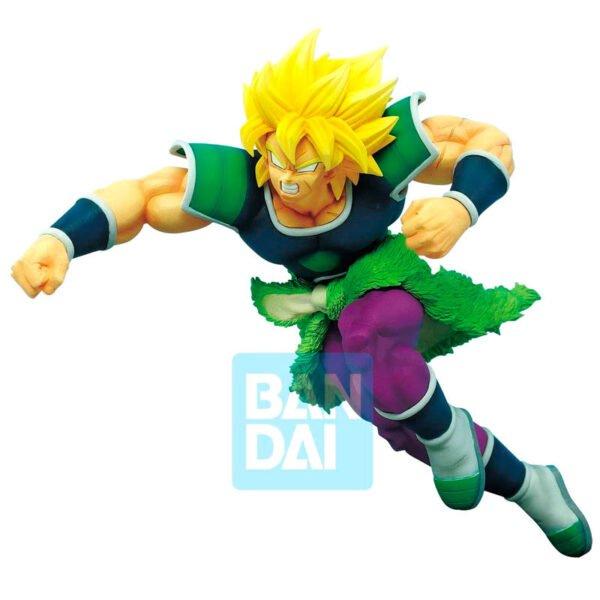 Super Saiyan Broly Z Battle Dragon Ball Super 19cm