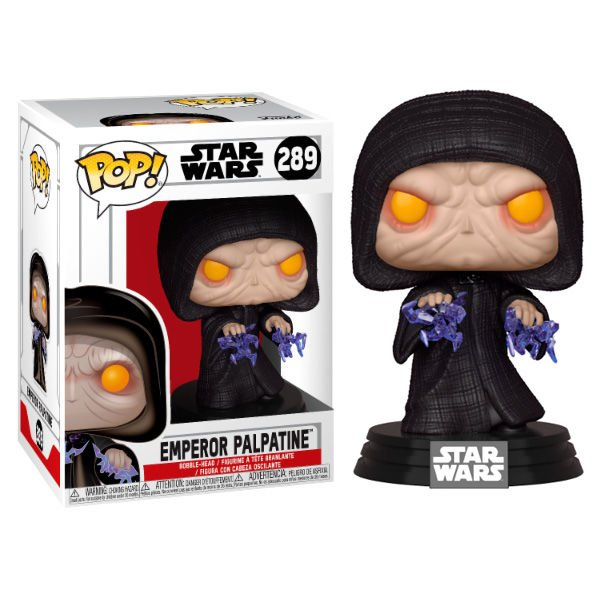 Funko POP! Star Wars Emperor Palpatine