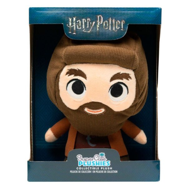 Peluche Harry Potter Hagrid Exclusivo