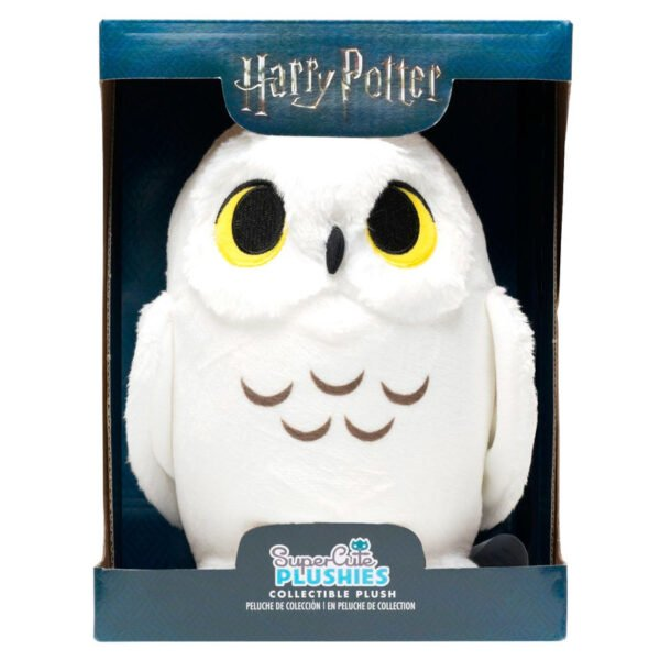 Peluche Harry Potter Hedwig Exclusivo