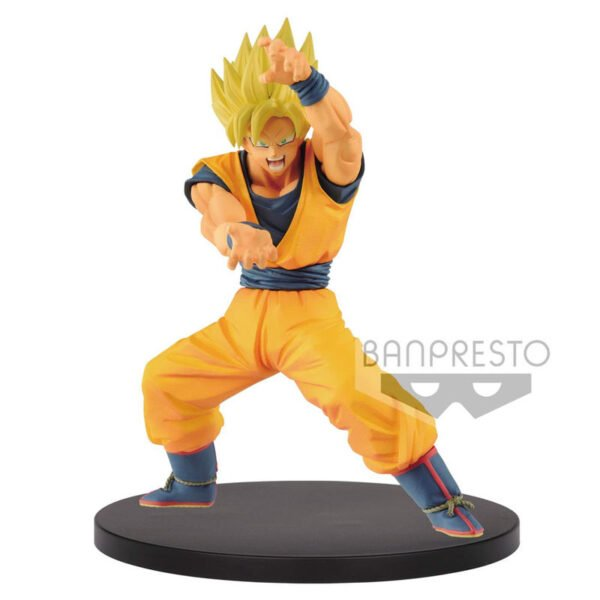 Goku Super Saiyan Dragon Ball Super Chosen Shiretsuden Vol 1