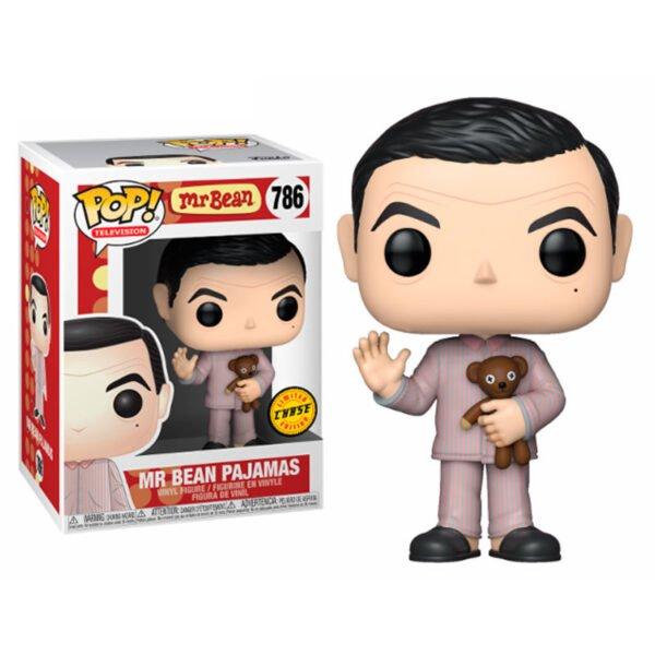 Funko POP! Mr Bean Pajamas chase