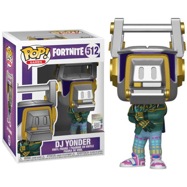 Funko POP! DJ Yonder Fortnite