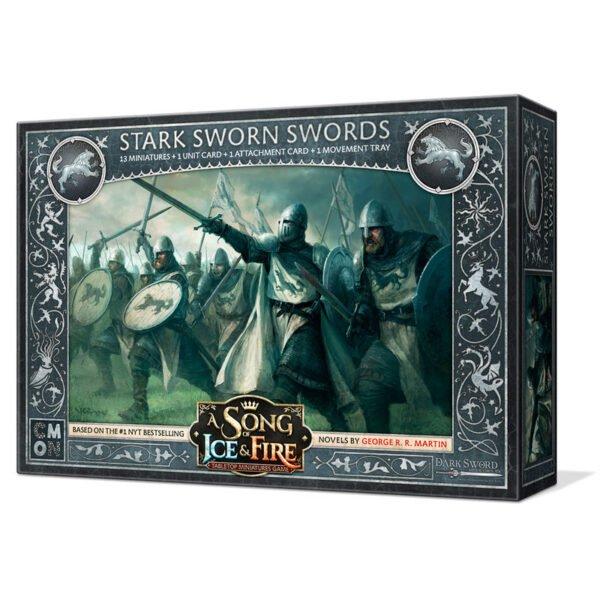 Espadas Juramentadas Stark Juego de Tronos