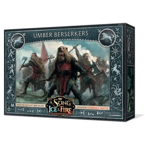 Berserkers Umber Juego de Tronos