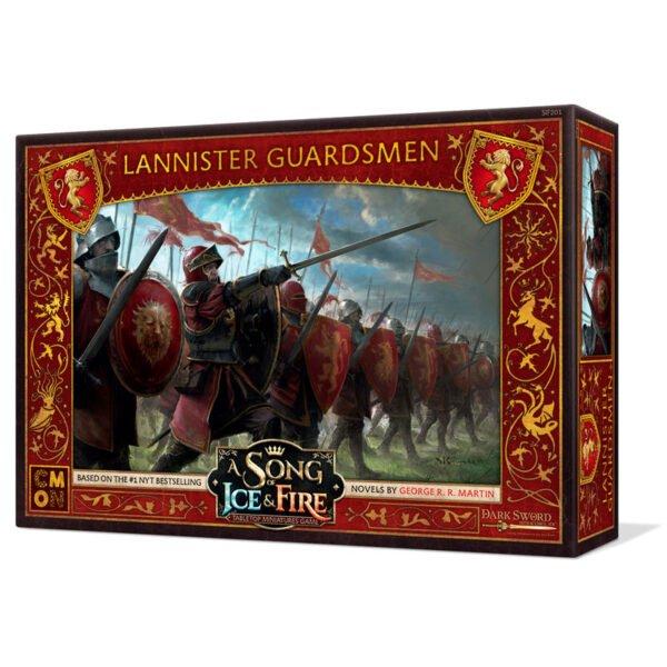 Guardias Lannister Juego de Tronos