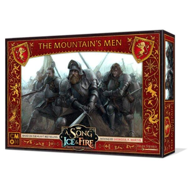 Hombres de la Montaña Juego de Tronos
