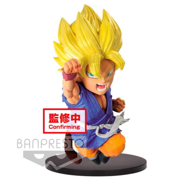 Super Saiyan Son Goku Wrath of the Dragon Dragon Ball GT 13cm