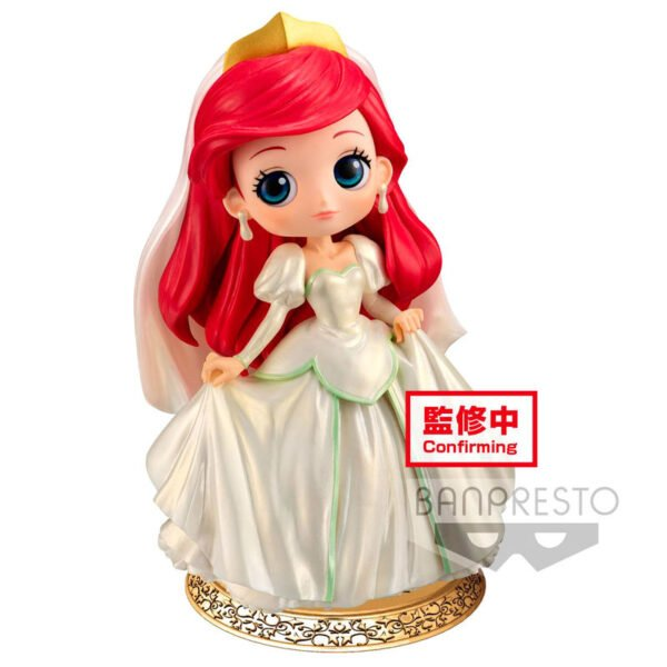 Figura Ariel Dreamy Style Special Collection Disney Q posket 14cm frikibase.com