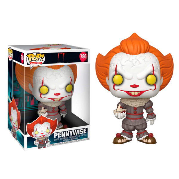Funko POP! IT Chapter 2 Pennywise with Boat 25cm