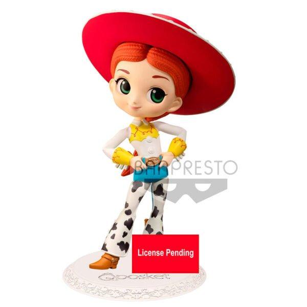 Jessie Toy Story Disney Pixar Q posket B 14cm