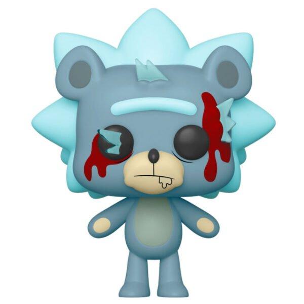 Funko POP! Rick & Morty Teddy Rick Chase