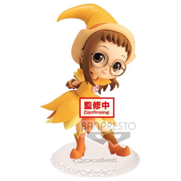 Hazuki Fujiwara Magical Doremi Q Posket A 13cm