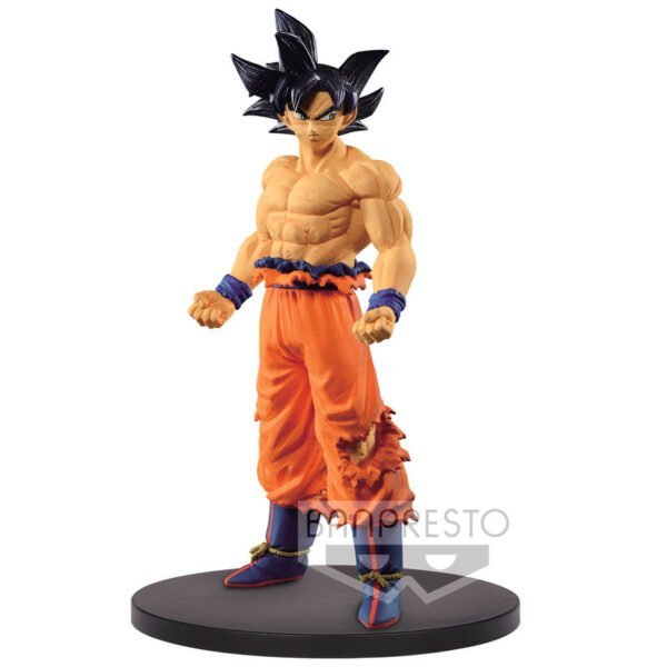 Son Goku Ultra Instinct Sign Dragon Ball Super 19cm