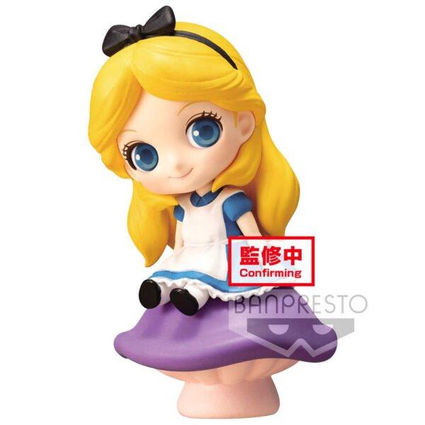 Alice Sweetiny petit Disney Q Posket 6cm