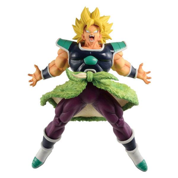 Ichibansho Super Saiyan Broly Rising Fighters Dragon Ball Z 24cm