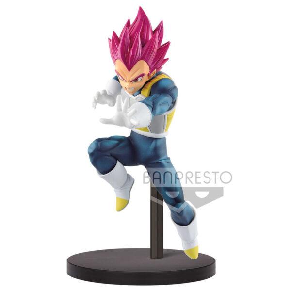 Super Saiyan God Vegeta Chosenshiretsuden II VOL. 3 Dragon Ball Super 13cm